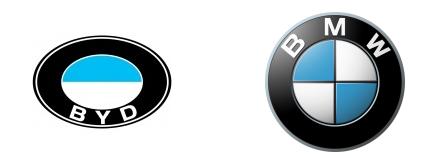 плагиат среди логотипов