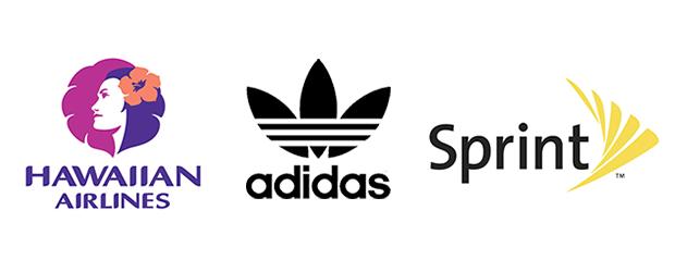 Комбинированные логотипы