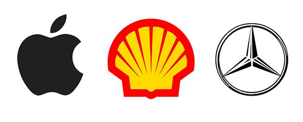 Символические логотипы