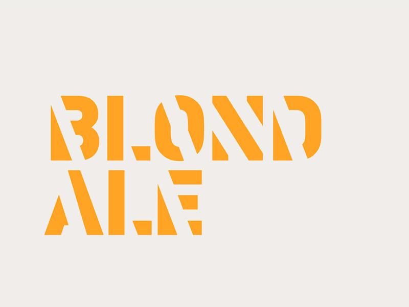 Stencil-Typography