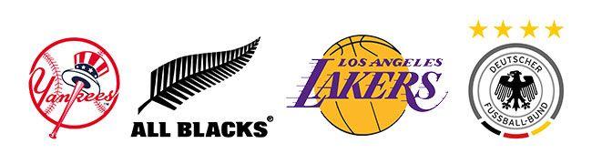 типы логотипов команд