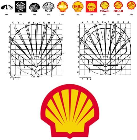 сетка логотипа