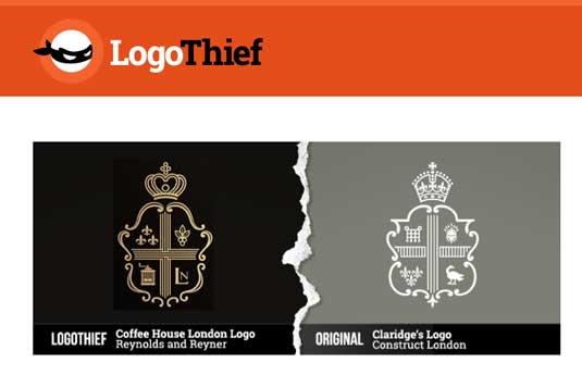 плагиат в логотипах