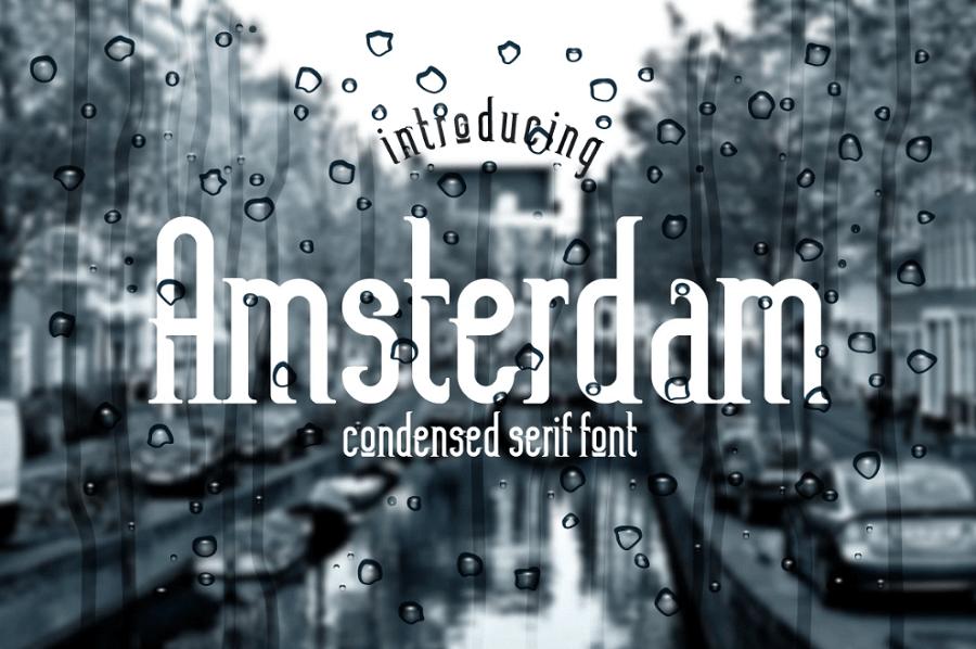 18 крутых шрифтов от Templatemonster для типографики
