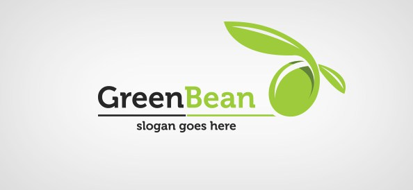 Green_Bean_Logo_Template_small_preview-min