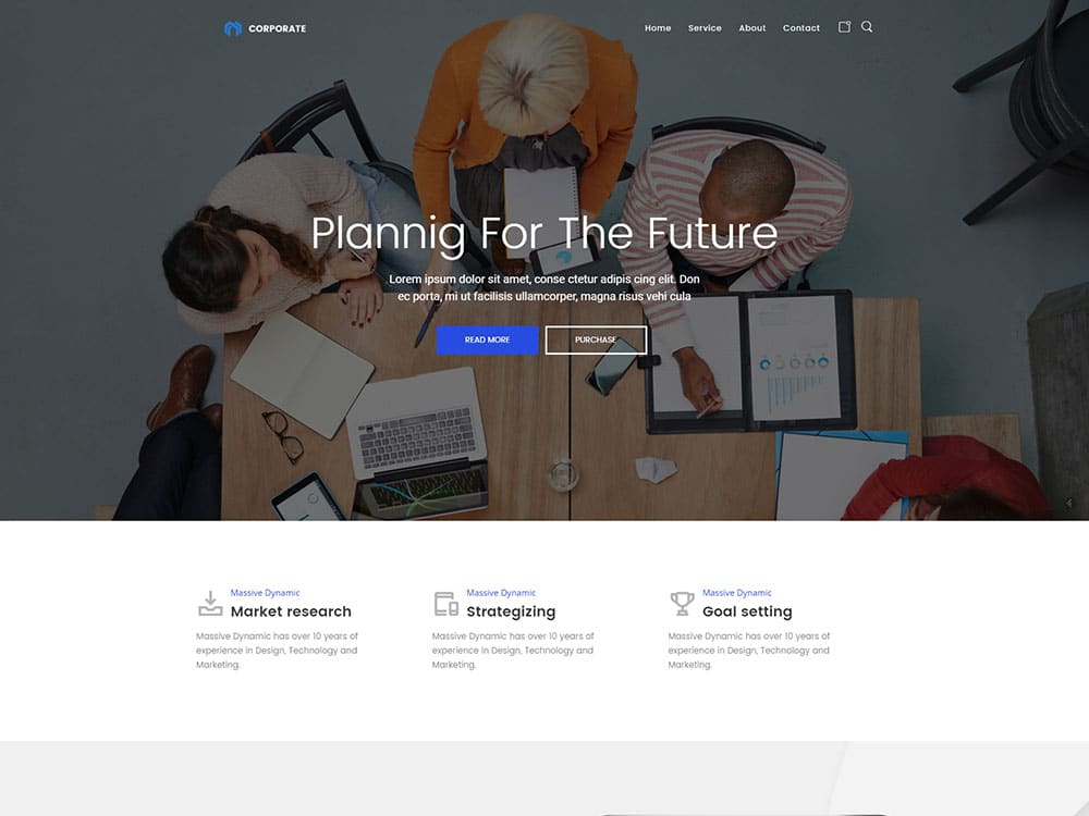 massive-dynamic-business-theme