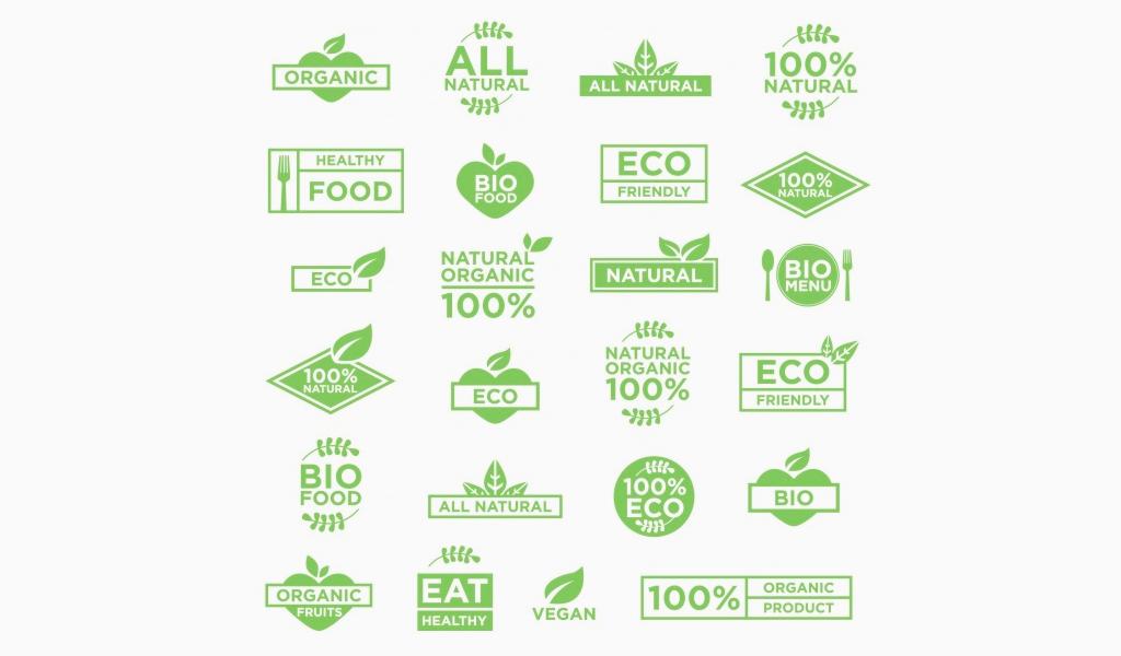 Эко-логотипы