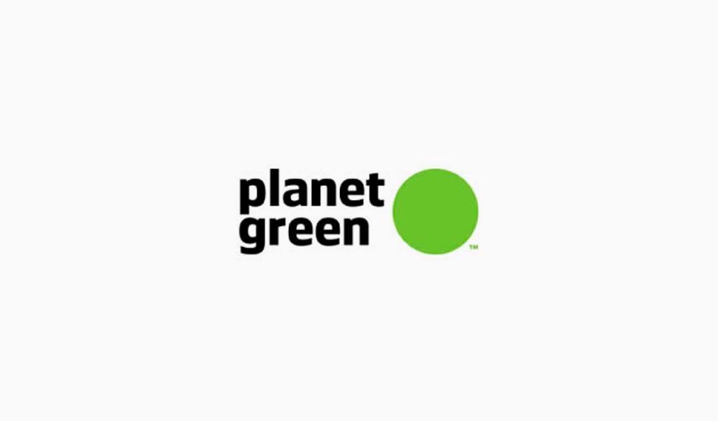 Логотип Green Planet