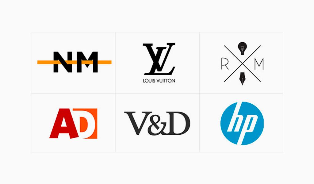 Плоские логотипы