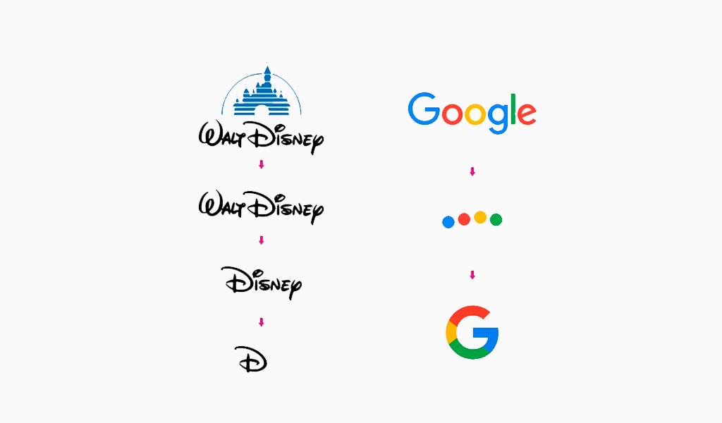Адаптация логотипа