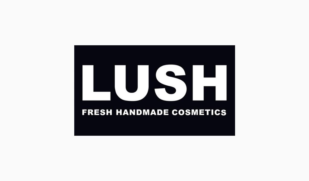 Логотип LUSH
